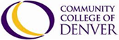 Community College Denver Logo