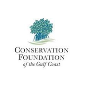 Conservation Foundation of the Gulf Coast Logo