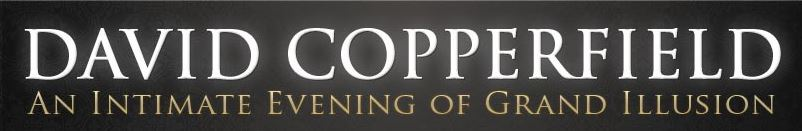 David Copperfield Logo
