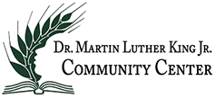 Dr Martin Luther King Community Center Logo