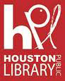 Houston Library Logo