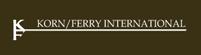 Korn/Ferry Logo
