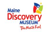 Maine Discovery Museum Logo