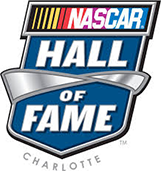 Nascar Hall of Fame Logo