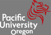 Pacific University Oregon Logo
