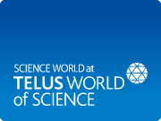 Telus World of Science Logo