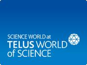 Telus World of Science Logo