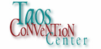 Taos Convention Center Logo