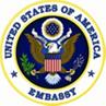 USA Embassy Logo