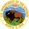 Department of Interior Logo