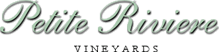 Petite Riviere Vineyards Logo