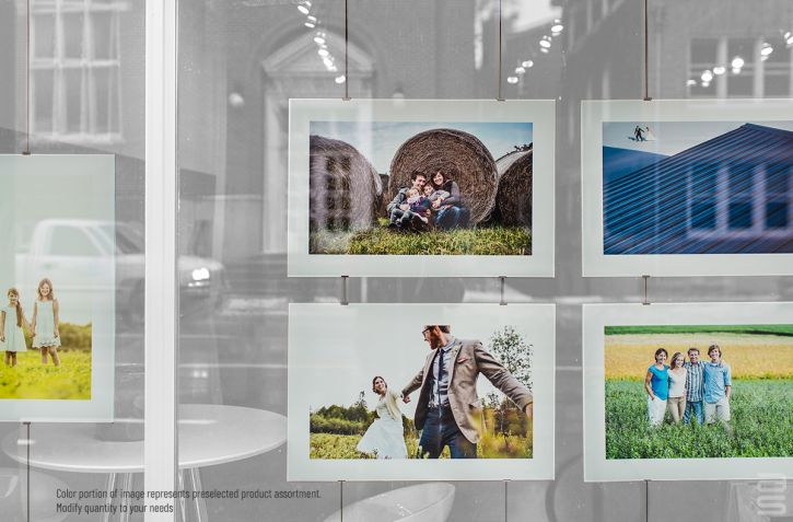 Photo gallery system creates a dynamic store front