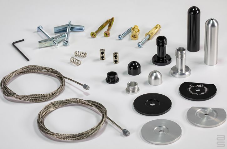 Fixed Piers Tensioned Kit