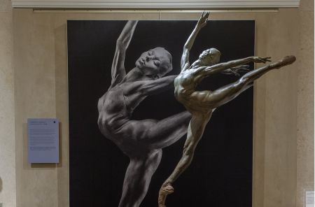 La galerie Richard MacDonald de l'hôtel Bellagio