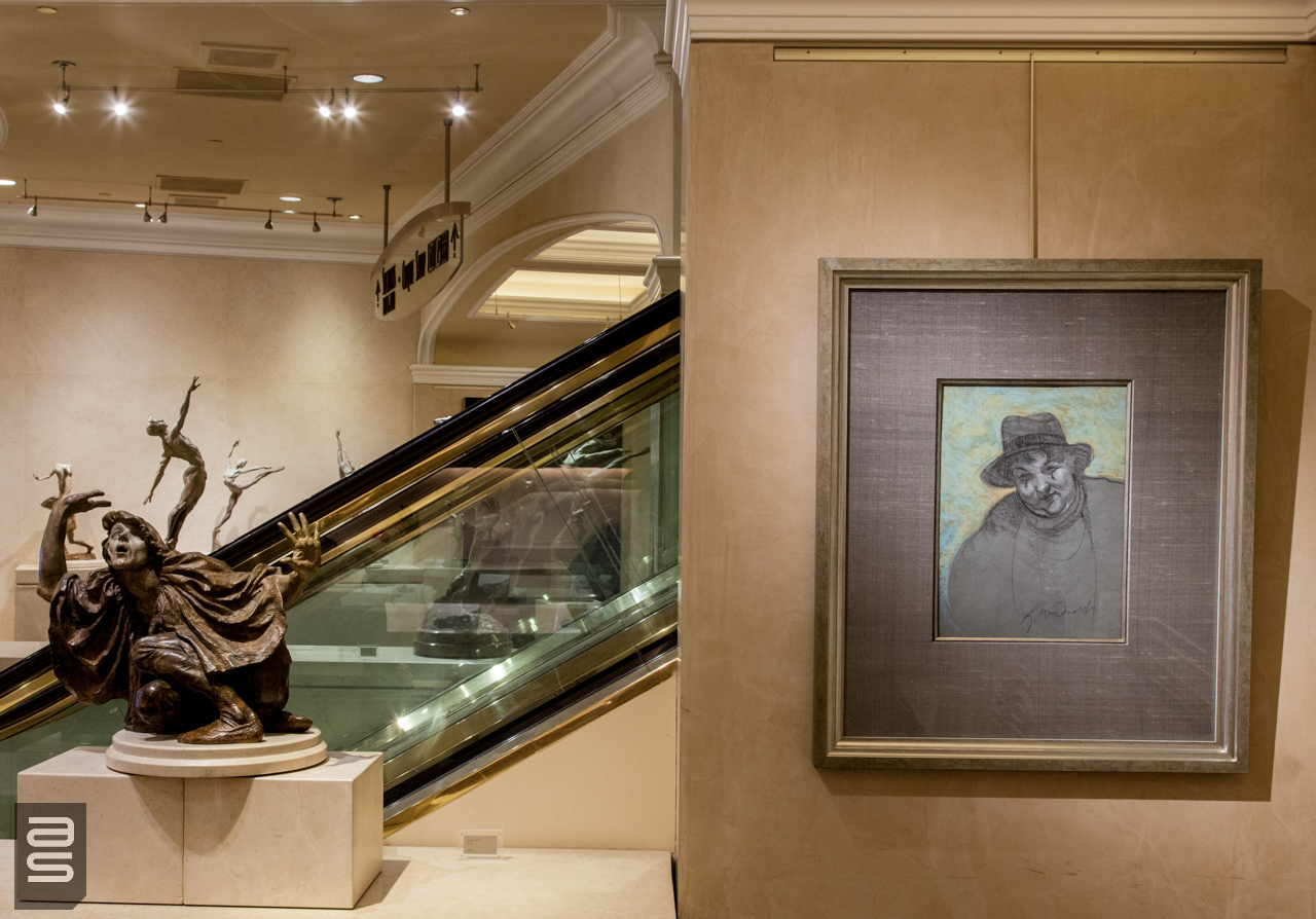 Bellagio's Richard MacDonald Gallery