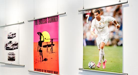 Hang Posters